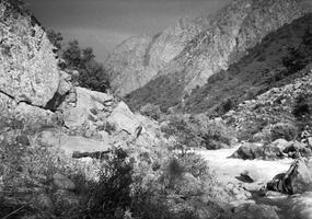 1d upė, vaivorykštė