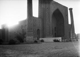 25 Samarkandas, Registanas