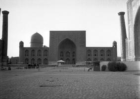25 Samarkandas, Registanas 2