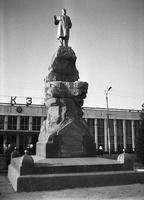 25 Samarkandas, Leninas, geležinkelio stotis