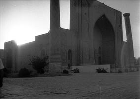 30 Samarkandas, Registanas