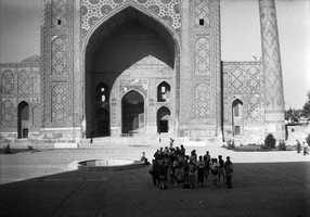 30 Samarkandas, Registanas 2