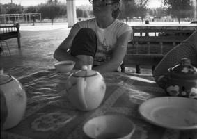 39 Samarkandas, Dangira, arbata