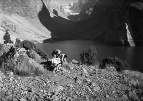 40 ežeras Didysis Allo