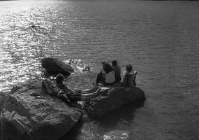 42 didysis Kulikalonų ežeras, prie kasyklos