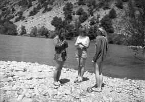 47 Pairono ežeras, Gražina, Birutė, Dangira