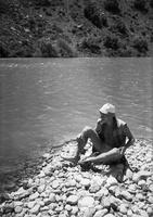 47 Pairono ežeras, mokytojas