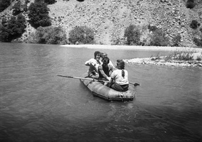 47 Pairono ežeras, valty