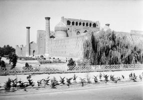 Samarkandas, Registanas