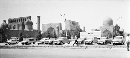 Samarkandas, Registanas 1