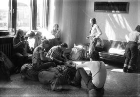 012 grupė Jerevano geležinkelio stoty