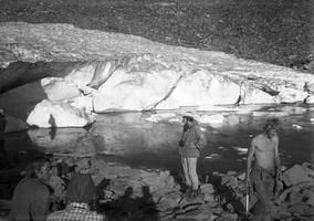 279 ledynas, ežeras