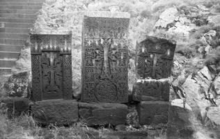 309 armėnų kryžiai prie Sevano