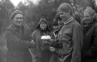 Ričardas Kazlauskas, Edita Bulaitė, grybas