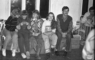 Gitana Maurušaitytė, Gražina Dubosaitė, Ala Zabolotnaja, Vytas Rinkevičius, Sonata Saladžiūtė, Leonas Sadauskas
