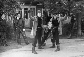 Edita Vilutytė, Liudvikas Ragauskis, Alvydas Jakevičius, Remigijus Dailidė, Kęstutis Vaičiūnas