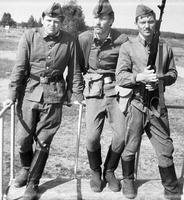 Remigijus Dailidė, geologai, AK-74