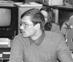 Alvydas Šoliūnas studentų mokslinės draugijos (SMD) konferencijoje