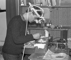 Alvydas Šoliūnas operuoja katę