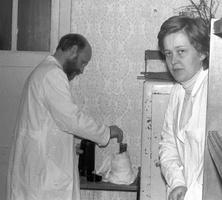 Algimantas Švegžda, Svetlana Aleksejenko