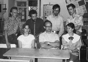 Biofizikų paskutinė paskaita 1989