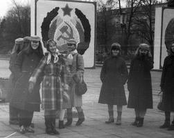 Ingrida Malakauskaitė, Liuda Starovoitovaitė, Edita Vilutytė, Edita Stočkutė, Gitana Maurušaitytė