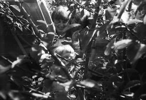 Gražina Dubosaitė su didinimo stiklu