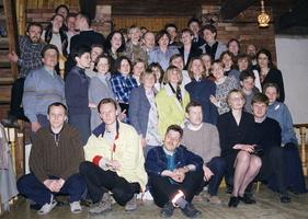 Kurso susitikimas 2000-05-10