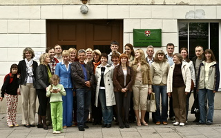 Kurso susitikimas 2009-06-13