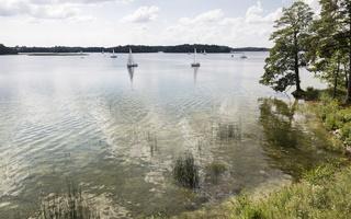 Užutrakis, Galvės ežeras