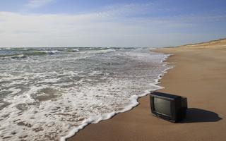 Juodkrantė · jūra, телевизор 2816