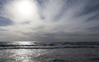 Juodkrantė · jūra, debesys 2830