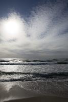 Juodkrantė · jūra, debesys 2831