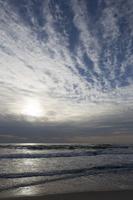 Juodkrantė · jūra, debesys 2858