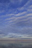 Juodkrantė · marios, debesys 2865