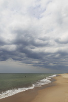 Juodkrantė · jūra, debesys 2878