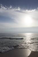 Juodkrantė · jūra, debesys 3037