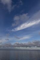 Juodkrantė · marios, debesys 3352