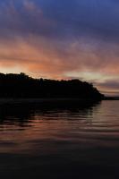 Juodkrantė · marios debesys, saulėlydis 3402