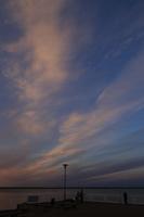 Juodkrantė · marios debesys, saulėlydis 3404