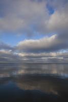 Juodkrantė · marios, debesys 3501
