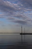Juodkrantė · marios, debesys, vakaras 3530