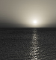 Juodkrantė · saulėlydis