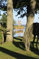 Juodkrantė · Gintaro įlankos skulptūros 1224