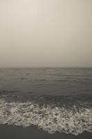 Juodkrantė · jūra, rūkas 1293