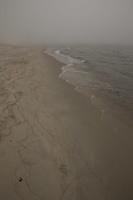 Juodkrantė · jūra, rūkas 1295
