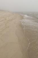 Juodkrantė · jūra, rūkas 1304