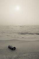 Juodkrantė · jūra, rūkas 1310