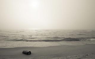 Juodkrantė · jūra, rūkas 1314