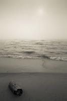 Juodkrantė · jūra, rūkas 1316